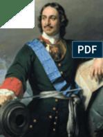 Un temible reformador Pedro I el Grande II