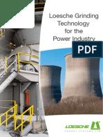 Loesche Grinding Technology for Power Industry En