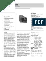 Data Sheet 600