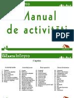 5. Manual de Activitati teambuilding
