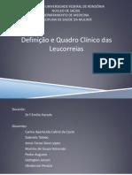 Seminário Leucorréias - UNIR