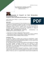 Enfermedad de Stargardt Con Fondo Flavimaculatus Caso Clinico