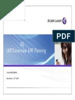 3G UMTS Radio Network Planning 20071115