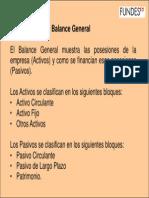 03 - Composicion Del Balance General
