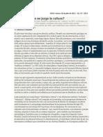 Ñ Revista de Cultura IDEAS Viernes 26 de Julio de 2013