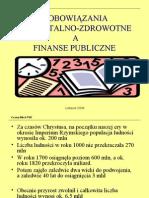 Dr C. Mech - Zobowiązania emerytalno-zdrowotne a finanse publiczne