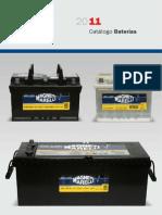 Baterias Marelli