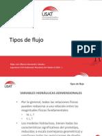 1.2. MFII. Tipos de Flujo
