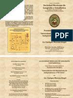 Presentación del Libro del Lic. Enrique Moreno Kegel