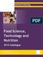 Food Science Catalogue