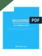 Decachords by a G Clarke