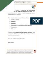 Pacotão Comentadas INSS 2014 Demo