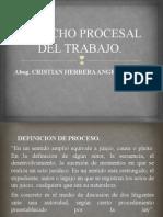 Derecho Procesal Del Trabajo-2013-III
