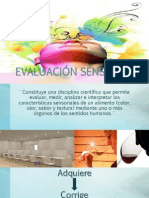 analisis sensoriales