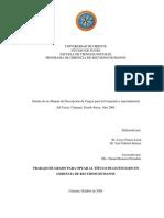 Diseño de Un Manual de Descripción de Cargos Para La Cooperativa Agroindustrial