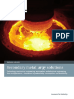 Secondary Metallurgy Solutions En