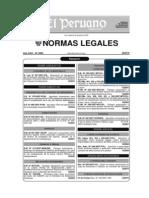 DS 079_2007_PCM Lineamientos Para Elaboracion Del TUPA