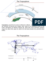 Tropospheric Composition and Air Quality - SARP 2014