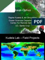 Ocean Optics - SARP 2014