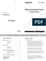 Doppler F10 Manual Operator