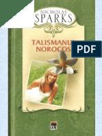 Nicholas Sparks-Talismanul Norocos