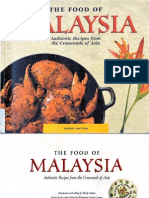 The Food of Malaysia