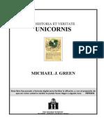 _Green, M - De Historia Et Veritate Unicornis
