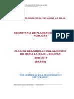 pd - plan de desarrollo - maria la baja - bolivar - 2008 - 2011.pdf