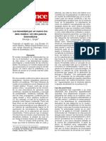 Traduccion Del Articulo de Engel Sobre El Modelo Biopsicosocial