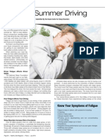 Jul14 Driver Fatigue