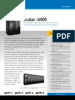 Scalar i6000 Datasheet [DS00417A]