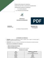 Manual Procesos de Refinación