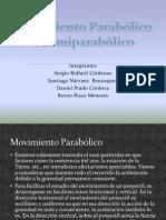 Movimiento Parabolico y Semiparabolico