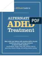 adhd Add Treatment