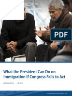 What the President Can Do on Immigration If Congress Fails to Act