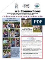 Summer 2014 Newsletter for the Alamance Partnership for Children and the Alamance Alliance for Children and Families