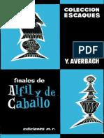 02_Finales de Alfil y de Caballo_Yuri Averbach