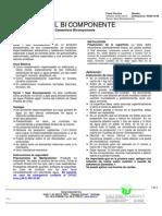 Dynal I Seal Bicomponente - Alternativa
