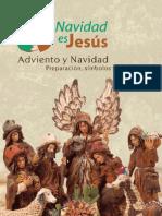 Adviento, Simbolos y liturgias