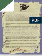 Kindergarten Newsletter Aug 09