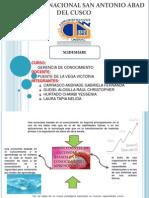 elconocimientoylasorganizaciones-130108112433-phpapp02