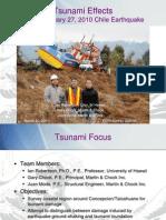 Robertson Chock Morla Tsunami Effects