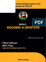 Biochimie Alimentaire_ NY