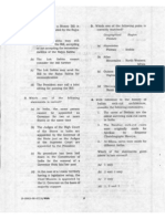 civil service exam question paper 2013