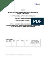 p6860 Diseño Estructural de Pavimentos Caminos Basicos Industriales Oxidos Encuentro