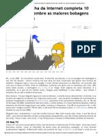 Re_Bit _ Estouro Da Bolha Da Internet Completa 10 Anos Hoje; Relembre as Maiores Bobagens Daquela Época
