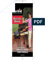 Recipe Book English