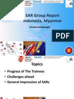 SAR Group Report Indonesia, Malaysia
