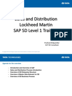 3 SAP SD Level-1 Training