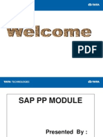 6_SAP_PP Level I Training
